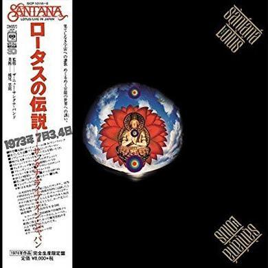 Santana LOTUS: DELUXE EDITION Vinyl Record