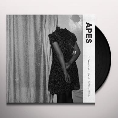 Apes STRANGER THAN STRANGERS Vinyl Record