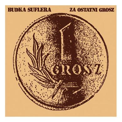 Budka Suflera ZA OSTATNI GROSZ Vinyl Record