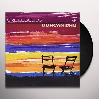 Duncan Dhu CREPUSCULO Vinyl Record