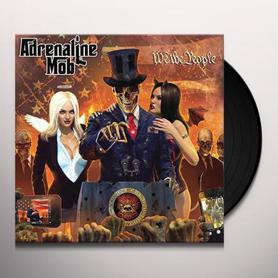 Adrenaline Mob WE THE PEOPLE Vinyl Record