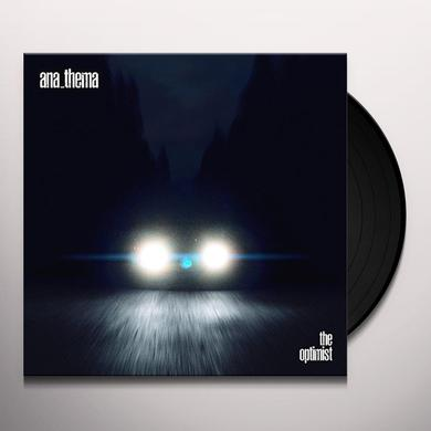Anathema OPTIMIST Vinyl Record