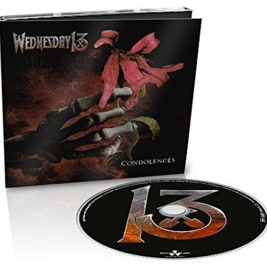 Wednesday 13 CONDOLENCES Vinyl Record