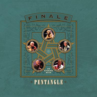 Pentangle FINALE AN EVENING WITH Vinyl Record