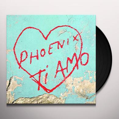 Phoenix TI AMO Vinyl Record