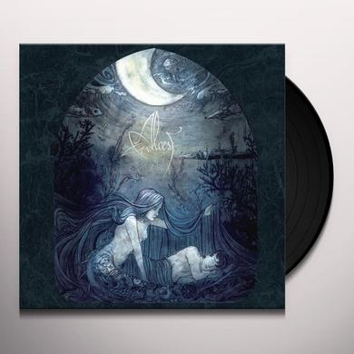Alcest ECAILLES DE LUNE (ORANGE VINYL) Vinyl Record
