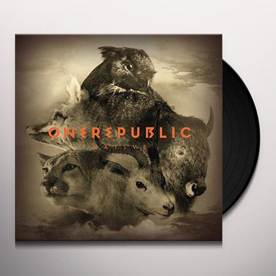 OneRepublic NATIVE Vinyl Record