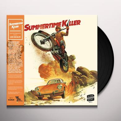 Luis Bacalov SUMMERTIME KILLER / O.S.T. Vinyl Record