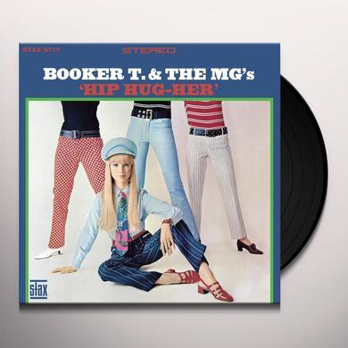 Booker T & Mg'S HIP HUG HER Vinyl Record