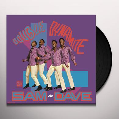 Sam & Dave DOUBLE DYNAMITE Vinyl Record