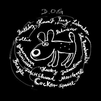 Dirk Von Lowtzow I WANT A DOG Vinyl Record