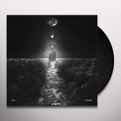 Sql SEQUEL Vinyl Record