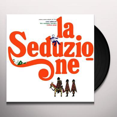 Luis Bacalov LA SEDUZIONE - O.S.T. Vinyl Record