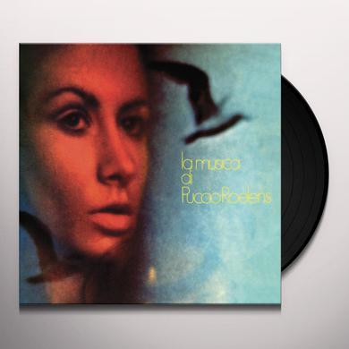 LA MUSICA DI PUCCIO ROELENS Vinyl Record