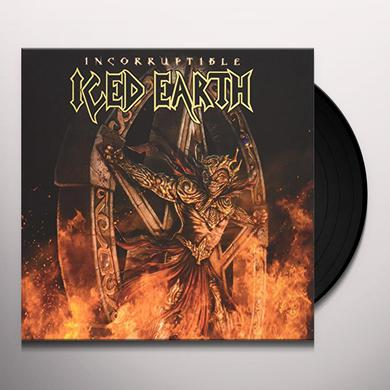 Iced Earth INCORRUPTIBLE (BLACK VINYL) Vinyl Record