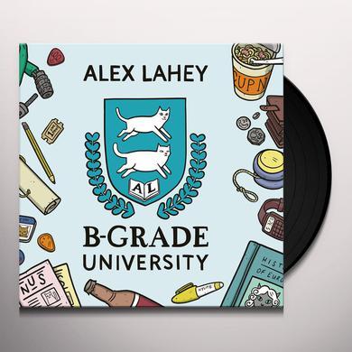 Alex Lahey B-GRADE UNIVERSITY Vinyl Record
