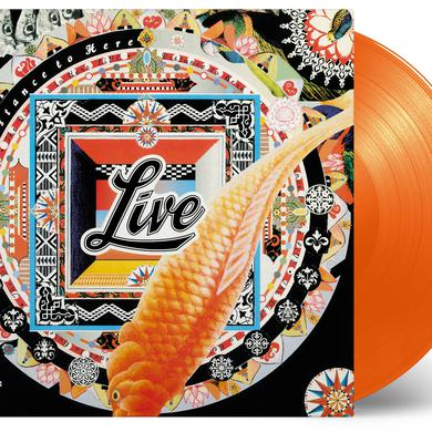 Live DISTANCE TO HERE Vinyl Record