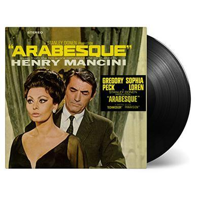 Henry Mancini ARABESQUE / O.S.T. Vinyl Record