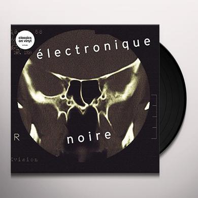 Eivind Aarset ELECTRONIQUE NOIRE Vinyl Record