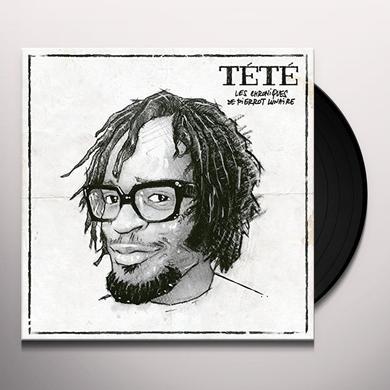 Tete LES CHRONIQUES DE PIERROT LUNAIRE Vinyl Record