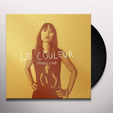 Le Couleur VOYAGE LOVE Vinyl Record