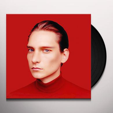 Thomas Azier ROUGE Vinyl Record