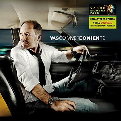 Vasco Rossi VIVERE O NIENTE Vinyl Record