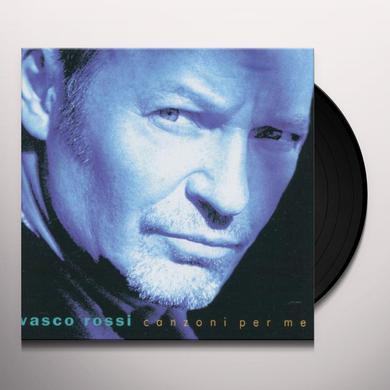 Vasco Rossi CANZONI PER ME Vinyl Record