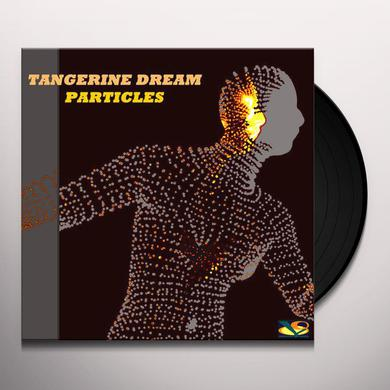 Tangerine Dream PARTICLES Vinyl Record