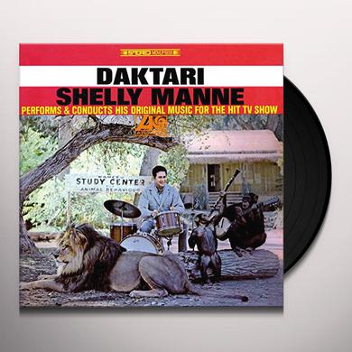 Shelly Manne DAKTARI Vinyl Record