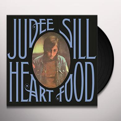 Judee Sill HEART FOOD Vinyl Record