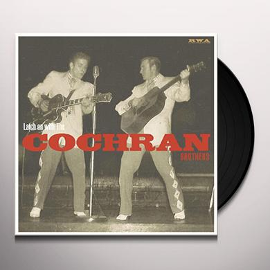 Cochran Brothers LATCH ON Vinyl Record