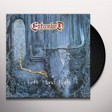 Entombed LEFT HAND PATH Vinyl Record