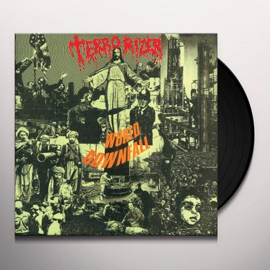 Terrorizer WORLD DOWNFALL Vinyl Record