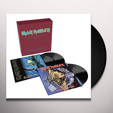 Iron Maiden COLLECTORS BOX: NO PRAYER FOR THE DYING / FEAR OF Vinyl Record