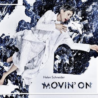 Helen Schneider MOVIN ON Vinyl Record