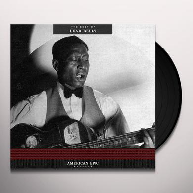 Leadbelly AMERICAN EPIC: THE BEST OF LEAD BELLY Vinyl Record