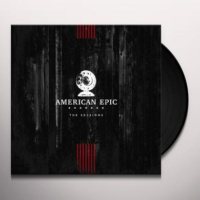 American Epic: The Sessions / O.S.T. MUSIC FROM THE AMERICAN EPIC SESSIONS / VARIOUS Vinyl Record