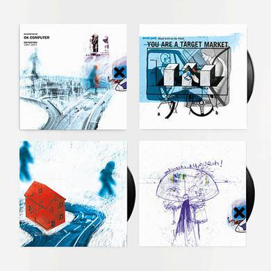 Radiohead OK COMPUTER OKNOTOK 1997 2017 Vinyl Record