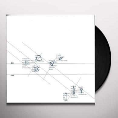 Oval DOK Vinyl Record