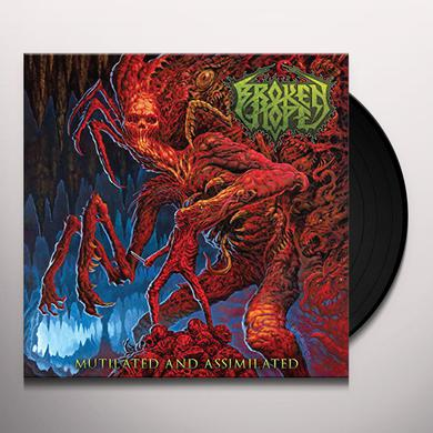 Broken Hope MUTILATED & ASSIMILATED Vinyl Record