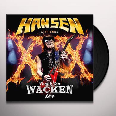 Kai Hansen THANK YOU WACKEN Vinyl Record