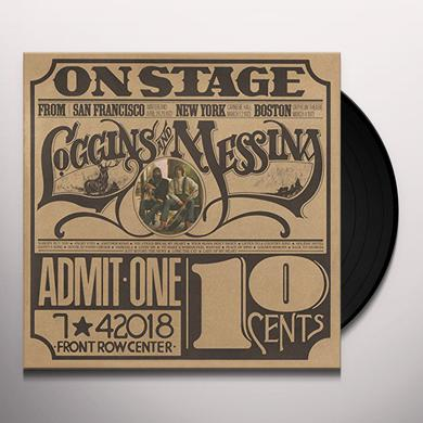 Loggins & Messina ON STAGE Vinyl Record