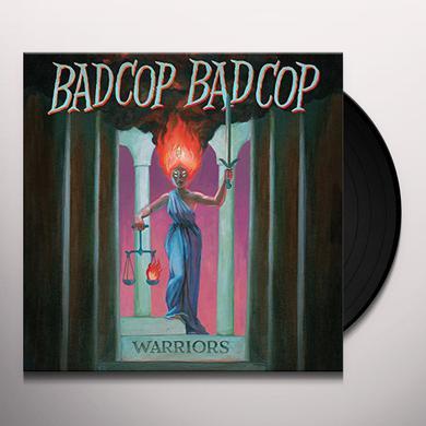 Bad Cop / Bad Cop WARRIORS Vinyl Record
