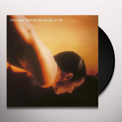 Porcupine Tree ON THE SUNDAY OF LIFE Vinyl Record