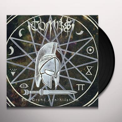 Tombs GRAND ANNIHILATION Vinyl Record