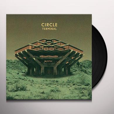 Circle TERMINAL Vinyl Record