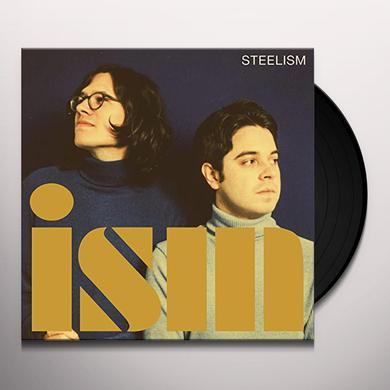Steelism ISM Vinyl Record