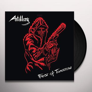 Artillery FEAR OF TOMORROW Vinyl Record