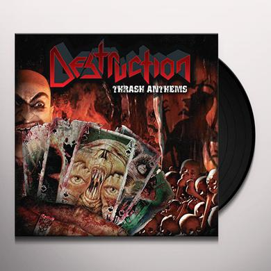 Destruction THRASH ANTHEMS Vinyl Record